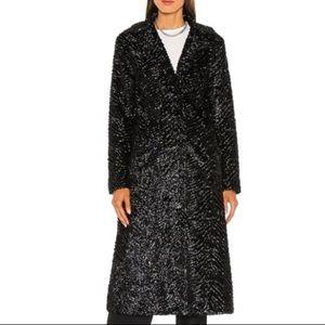 Unreal Fur Stardust Coat